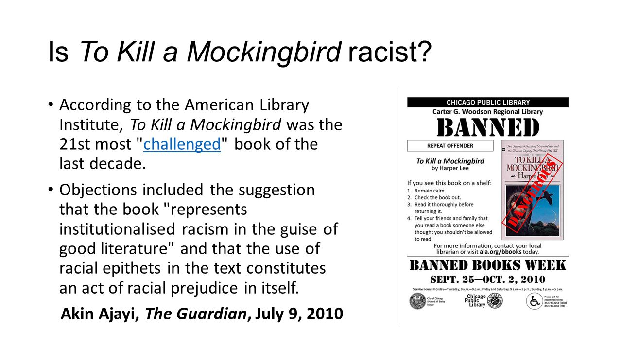 to kill a mockingbird thesis statements about racism Sherman a mockingbird that can be used as essay starters thesis statement for a paper on racism one obvious way that racism.