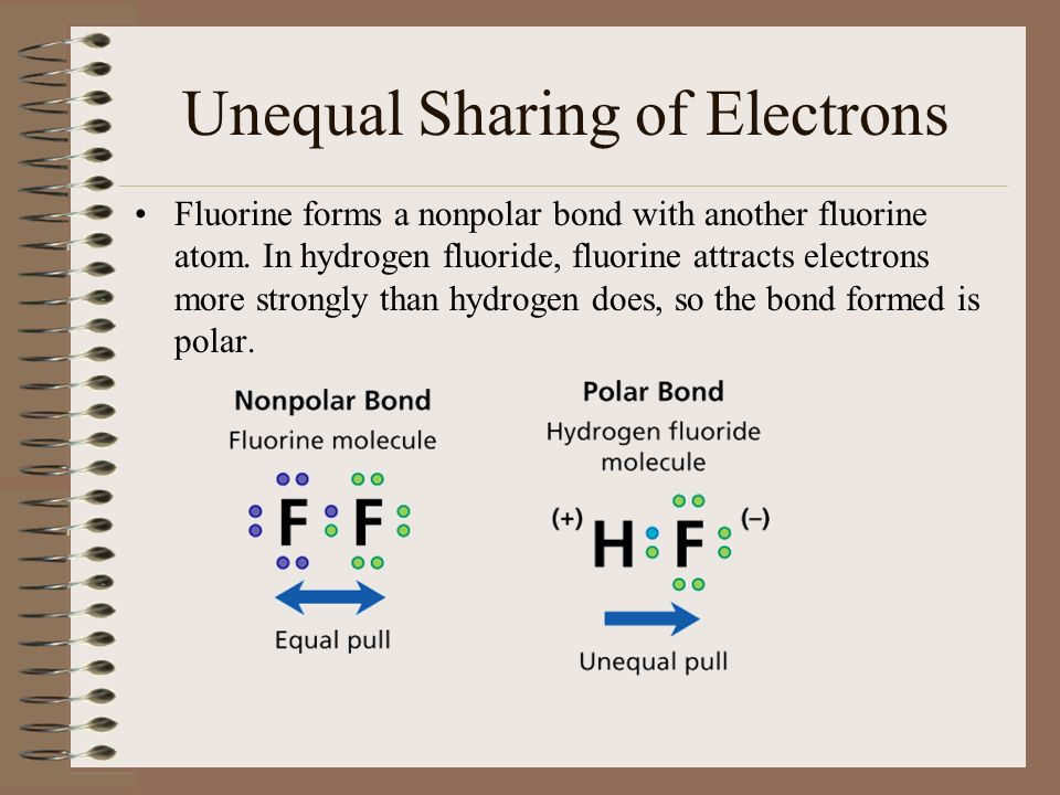 Notes 5-3 Covalent Bonds COVALENT BOND A force that bonds two ...