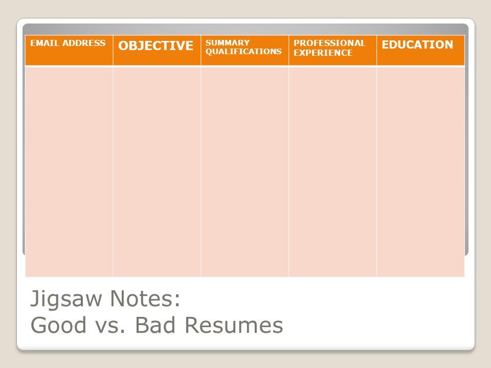 writing a resume bad resume looking at a bad resume legible font