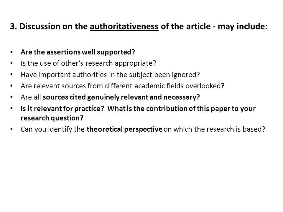 research article critique paper A critique is not (only) a criticism a critique is a specific style of essay in which you identify, evaluate, and respond to an author's ideas, both positively and negatively.