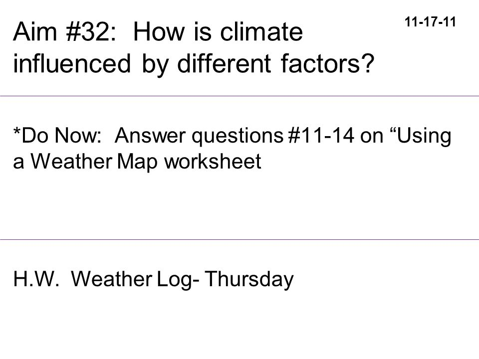 Climate Worksheet Katinabags – Climate Worksheet