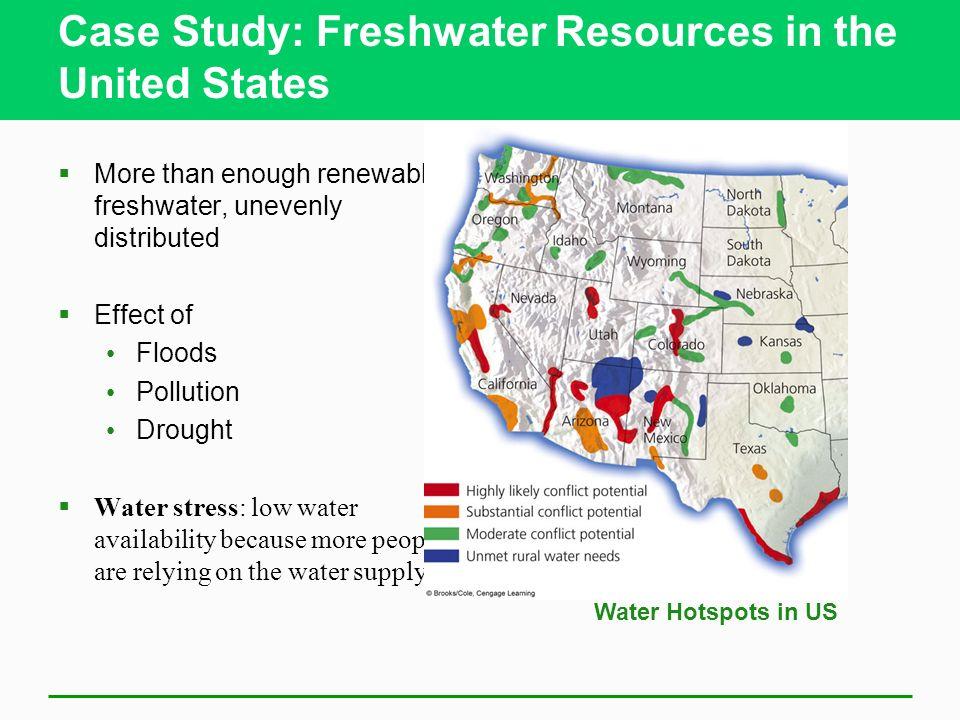 water conflict case studies