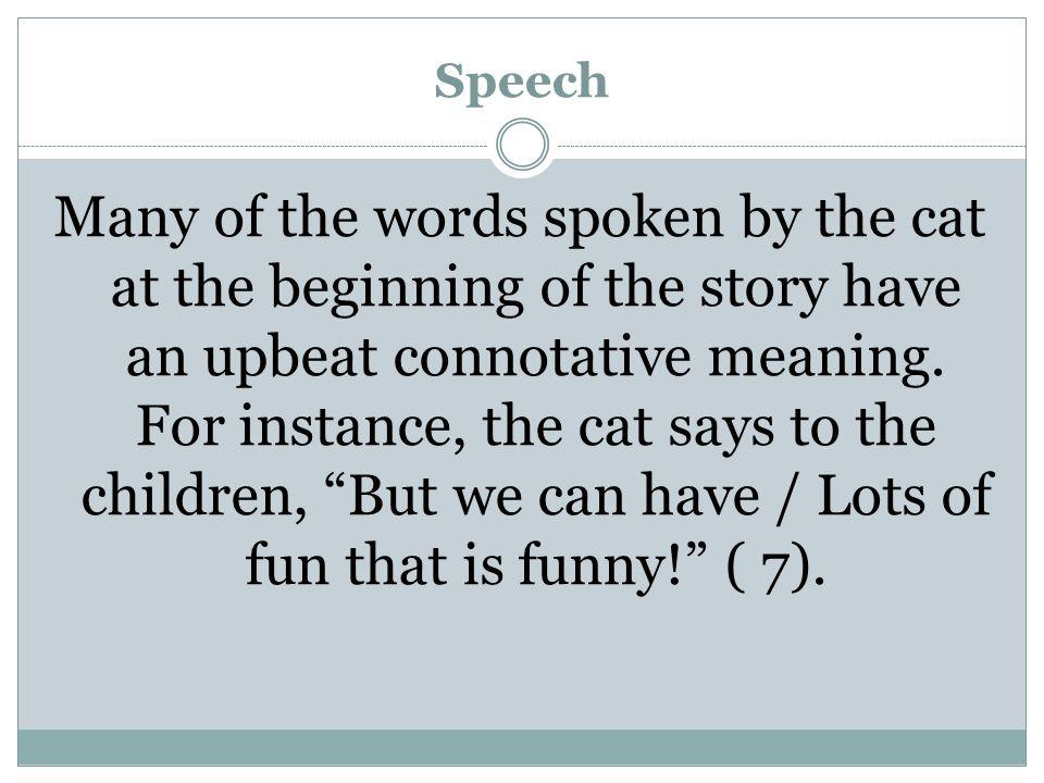 8 Speech ...