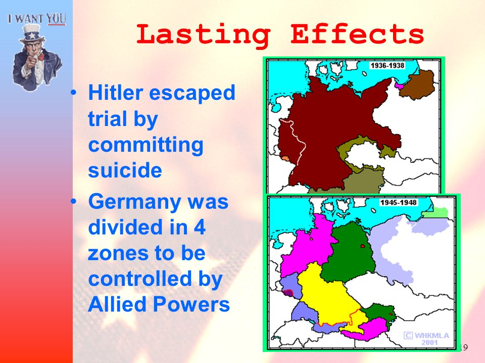 lasting effects of wwii The causes and consequences of world war ii today we begin our last these losses and the war had profound and deep psychological effects that forever.