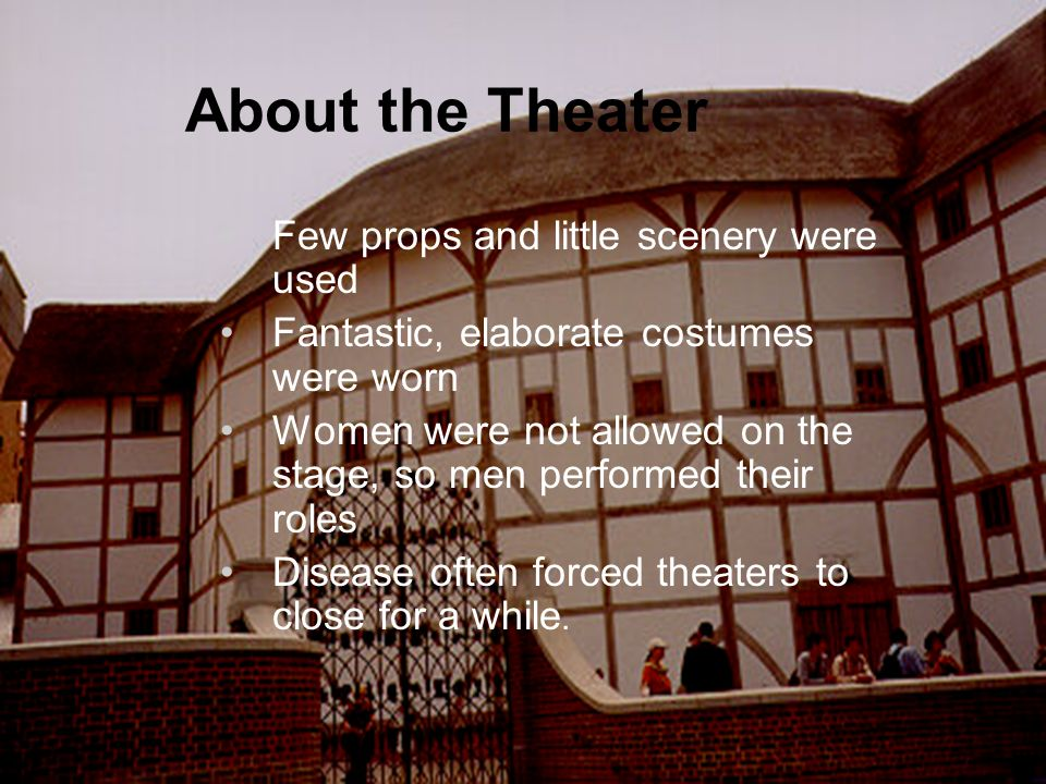 theaters in london