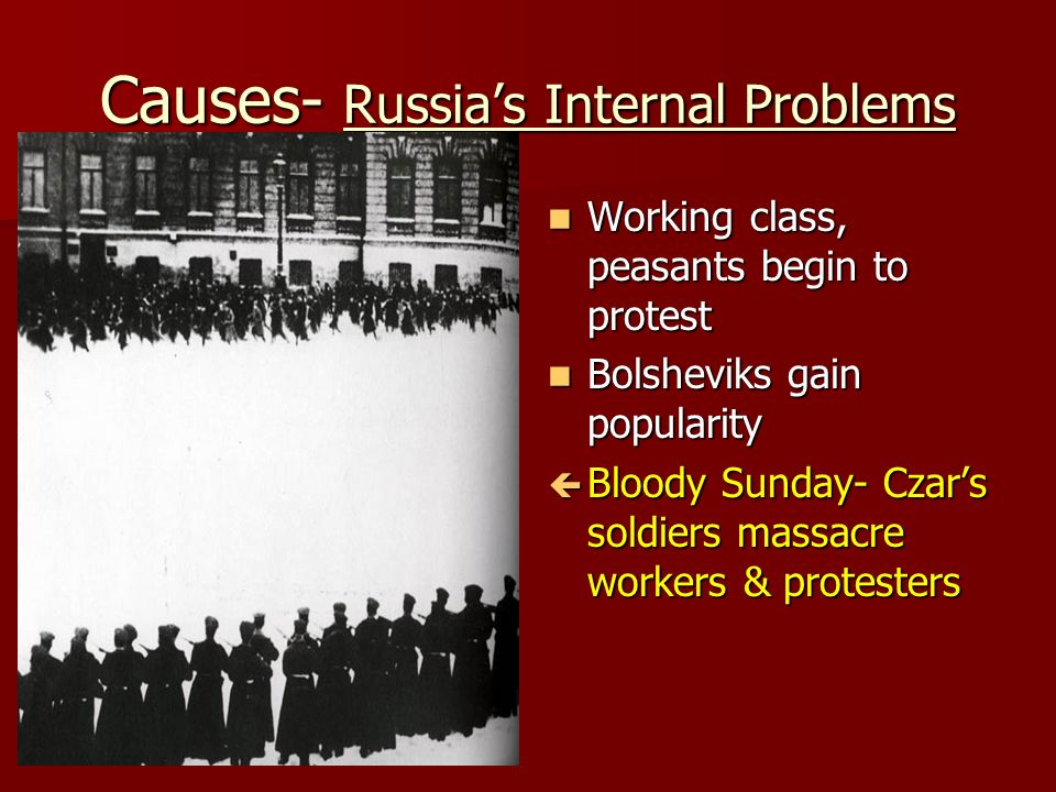the rise of commnism in russia essay Essay communism in the soviet union and why it failed communism is defined as a system of political and economic organization in which property is owned by the community and all citizens share in the enjoyment of the common wealth, more or less according to their need.
