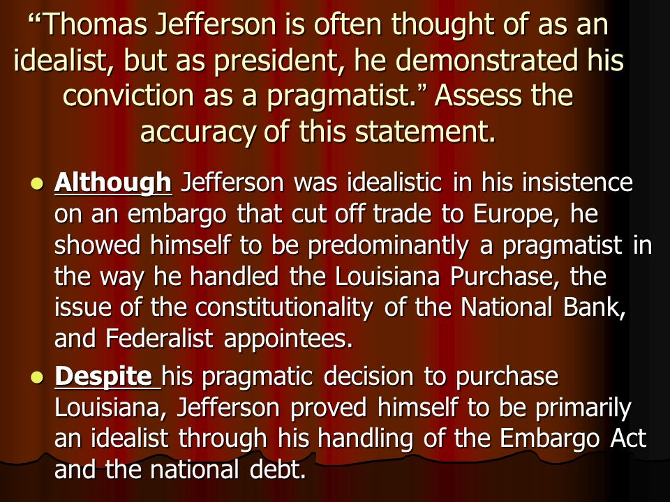 thesis statement for national debt What is a thesis a thesis statement is the position a student is going to take, the argument  and the national debt a good thesis is placed at the end.