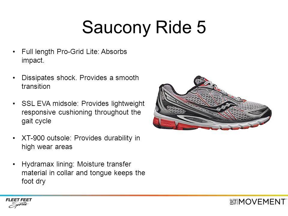 Saucony Ride 5