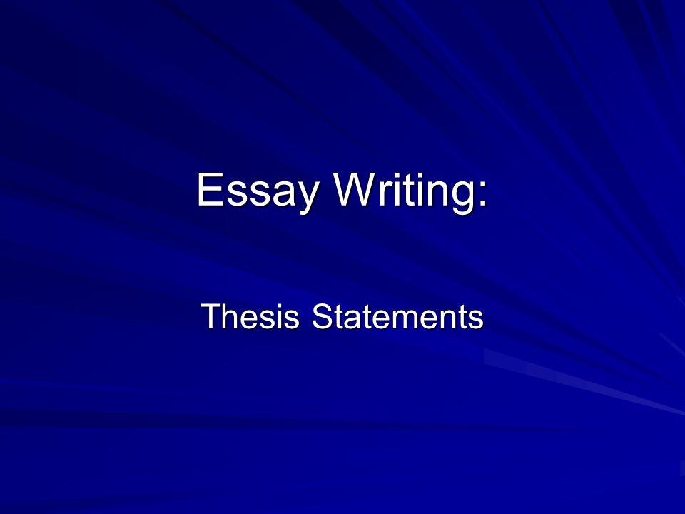 Community Essay Example  Essay Writing Thesis Statements Uk Essays also Short Essay Essay Writing Thesis Statements What Is A Thesis Statement A  Classification Essays