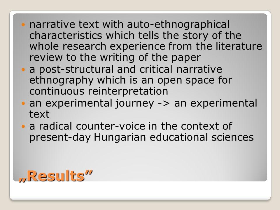 essay narrative text