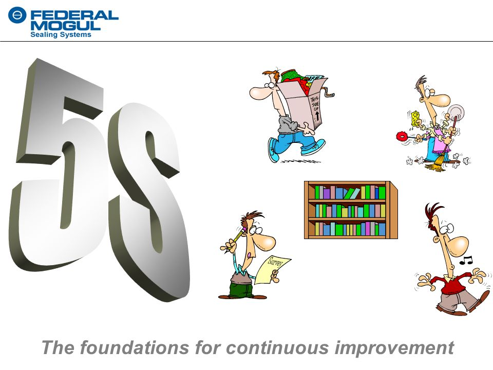 The foundations for continuous improvement