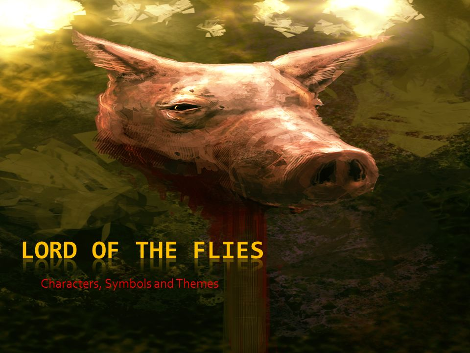 sigmund freud lord of the flies thesis