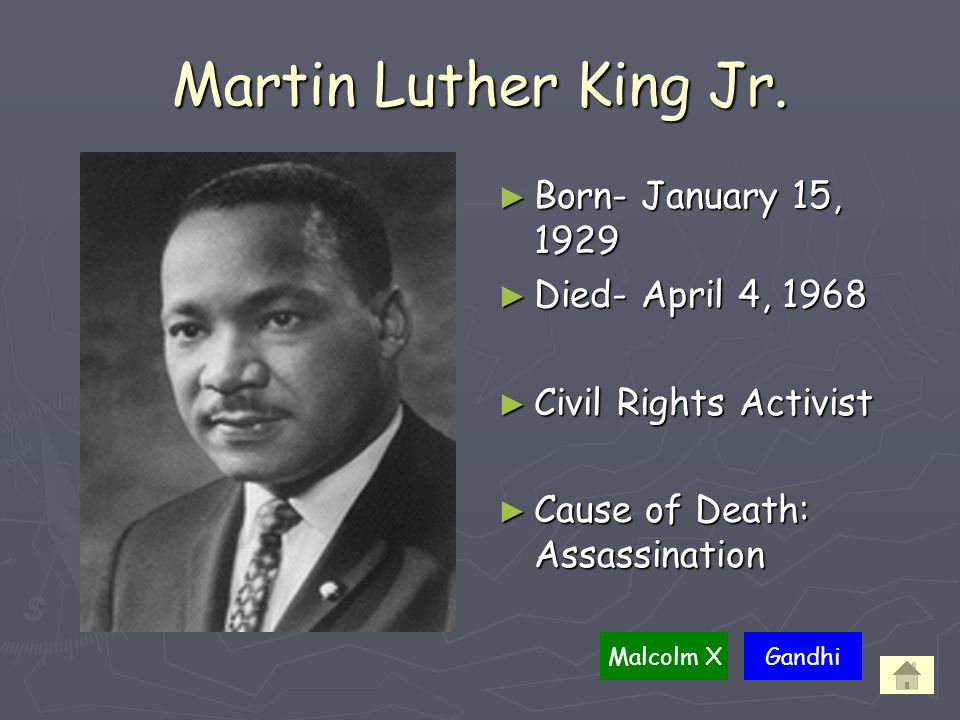 essay on martin luther king junior In this world, there are a lot of people who showed great courage and tried to make the world a better place among these people, one of them is martin luther king jr.