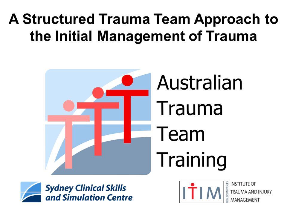 trauma approach ppt