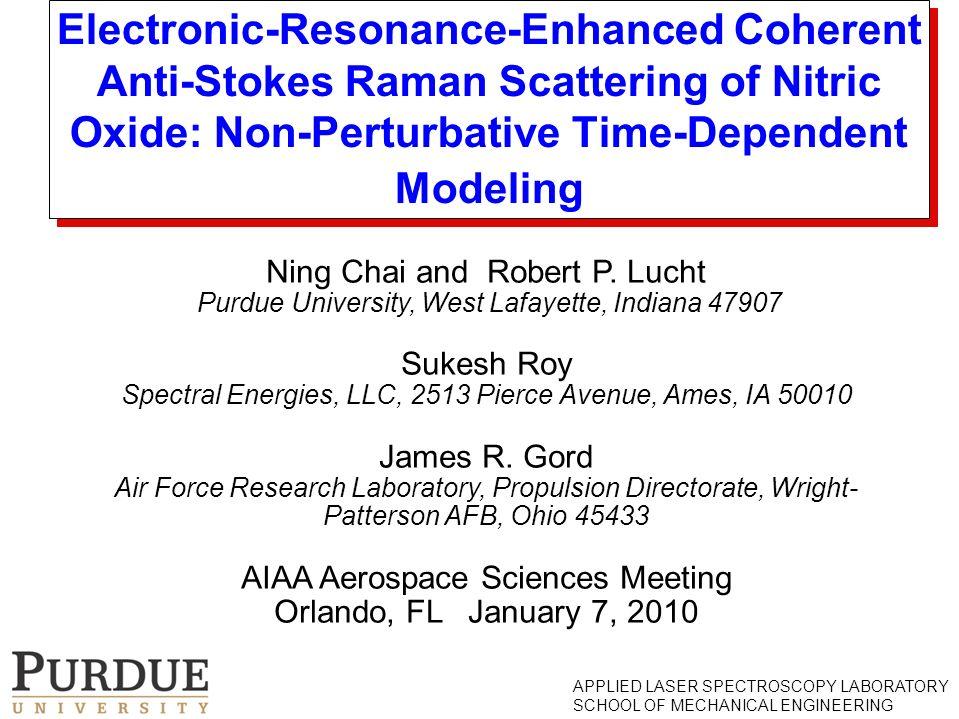applied laser spectroscopy laboratory school of mechanical, Presentation templates