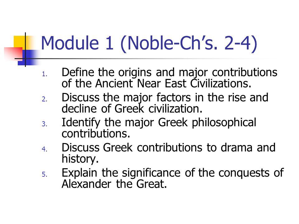 Discuss the term civilization