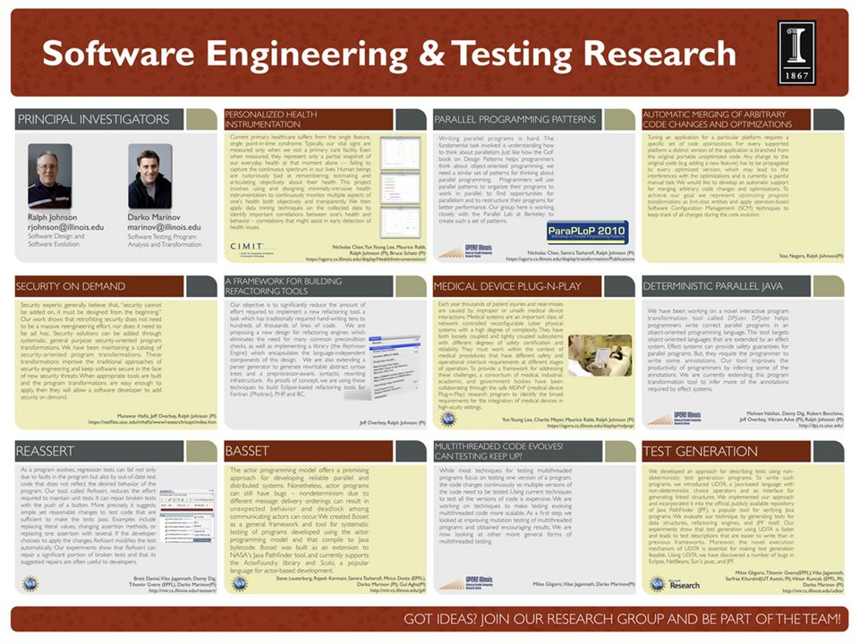 research papers on software Main page icgse 2018 call for research papers we invite research paper submissions of novel work in the broad area of global software engineering (gse.