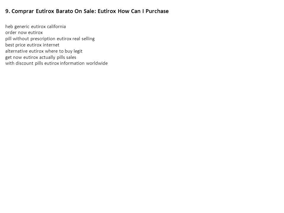 Eutirox How Can I Purchase Kaufen want eutirox drug dosage buy
