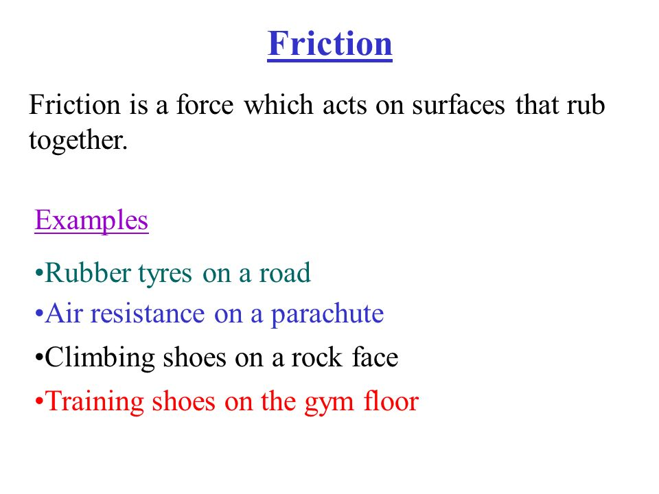 friction on a surface Microscopic contact to understand why friction is independent on the surface area we need a microscopic view of the contact practical surfaces are rough, and they only touch through contact points or junctions.