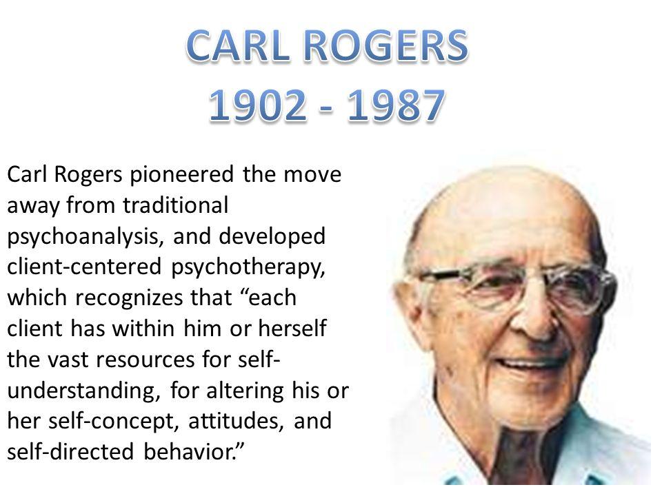 carl roger transcript
