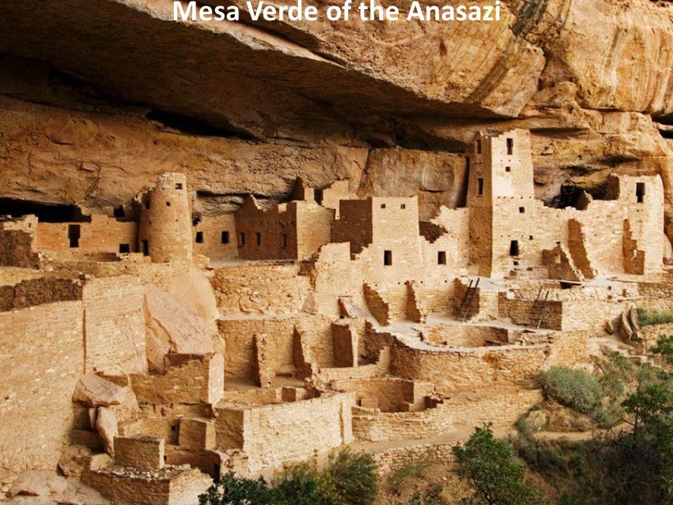 19 Mesa Verde of the Anasazi