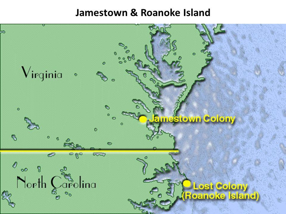 57 Jamestown & Roanoke Island