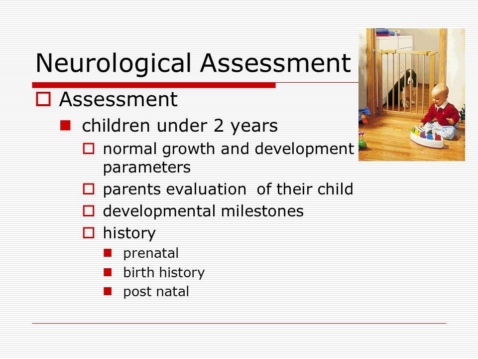 nursing neurological assessment forms