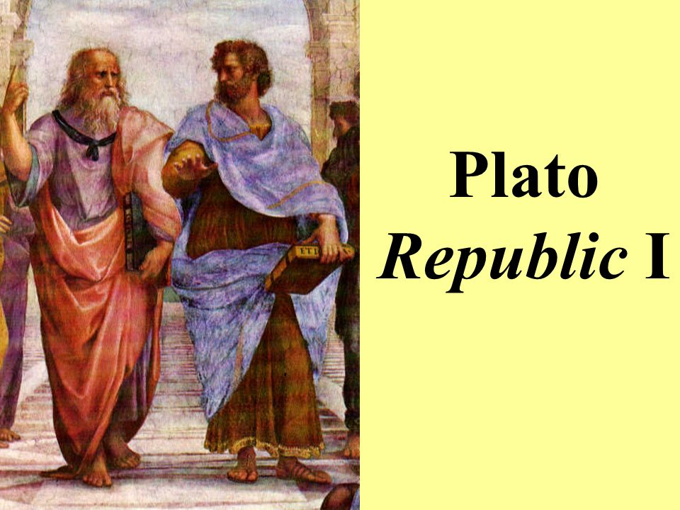 taking a look at platos republic The republic is about to take a significant detour, and we return to this topic only in book eight a more immediate topic has to be discussed in book five: what to do with the women in other words, plato is telling us that we should be able to assess a community by looking at the types of people that live in it.