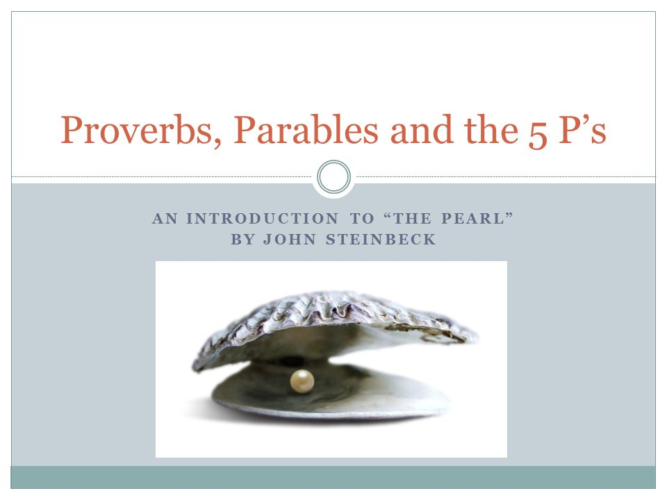 disappointment in steinbecks the pearl essay The pearl: essay q&a the use of the songs allows steinbeck to emphasize kino and juana's essential innocence and connection with the natural world and also.