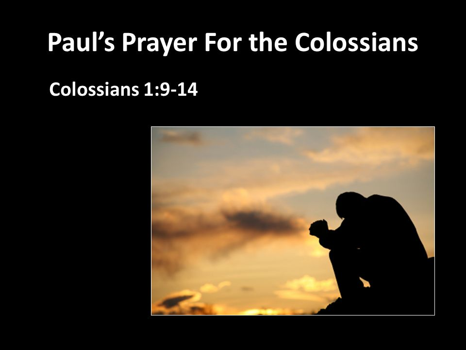 Image result for Pray Like  a Colossian