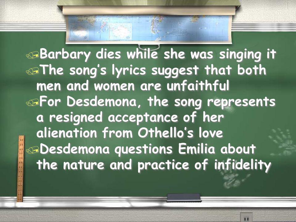 Othello Essay
