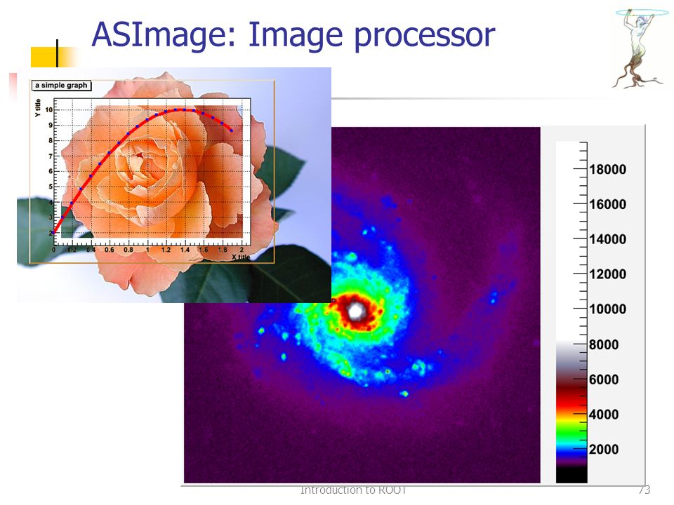 Introduction to ROOT73 ASImage: Image processor