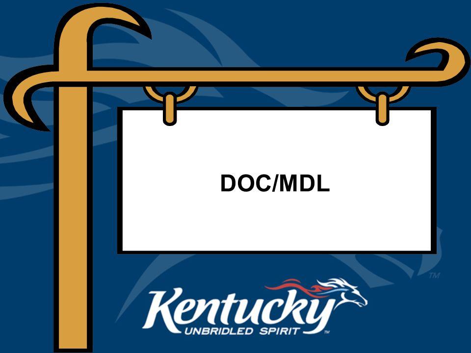 DOC/MDL