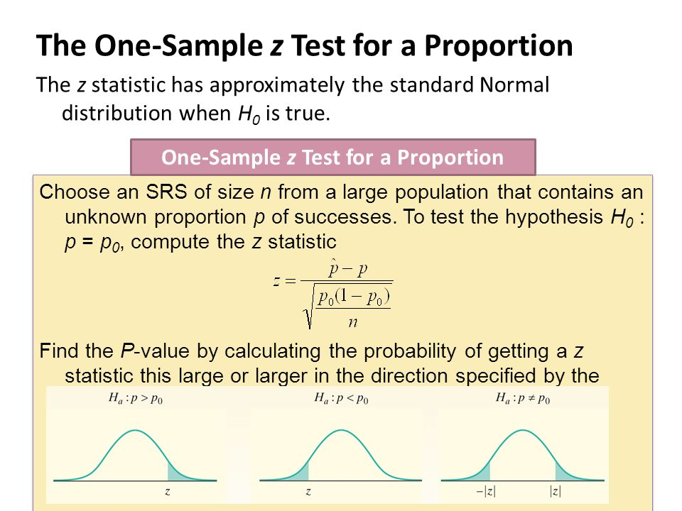 Section 9.2 Tests About a Population Proportion. Section 9.2 Tests ...