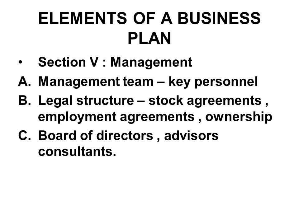 Developing An Effective Business Plan Planning Is Essential To The