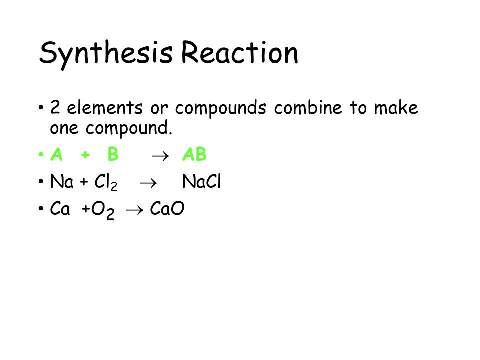 Chemical Equation Synthesis Tessshebaylo – Worksheet 2 Synthesis Reactions