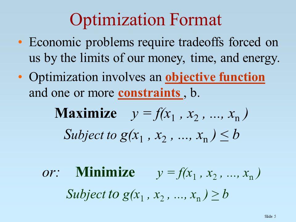 line optimization format