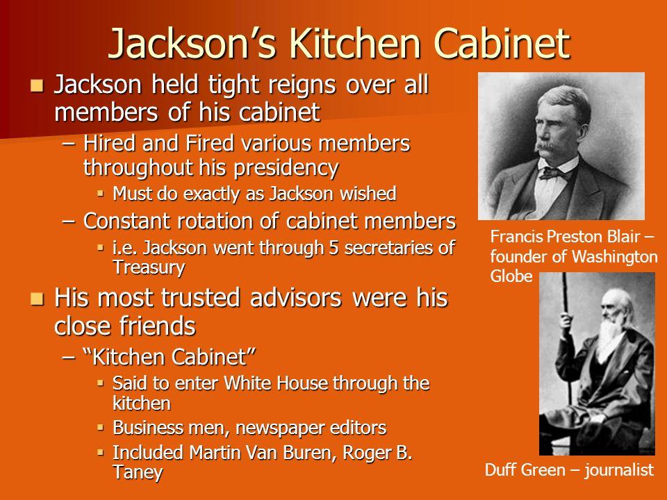 Andrew Jackson. Old Hickory Born in log cabin in SC Born in log ...