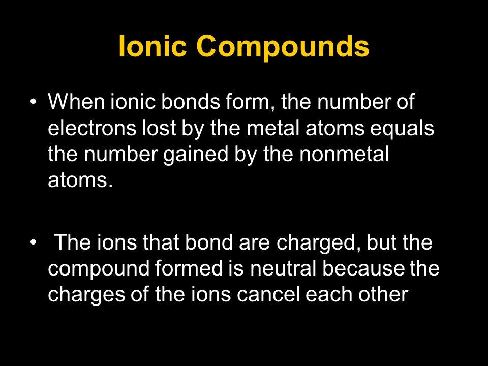 CHEMICAL BOND. - ppt download