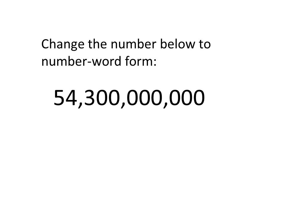 Forms of Numbers Leap Frog Reviews word form (notation), standard ...