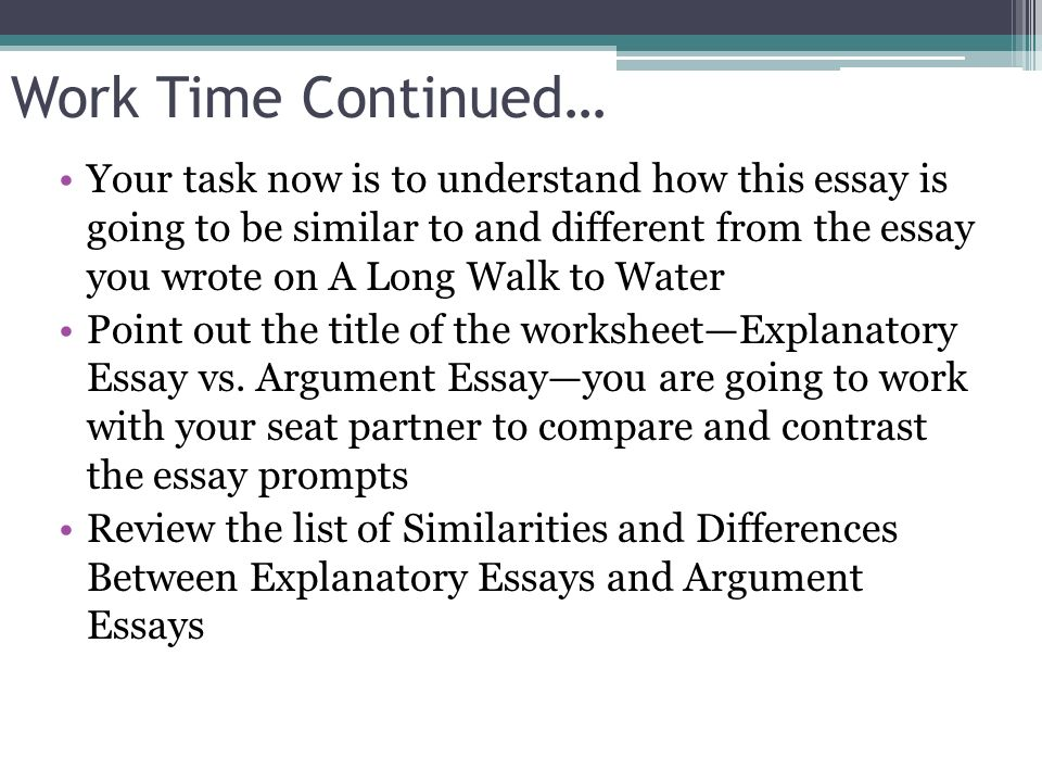 list of essay writing topics
