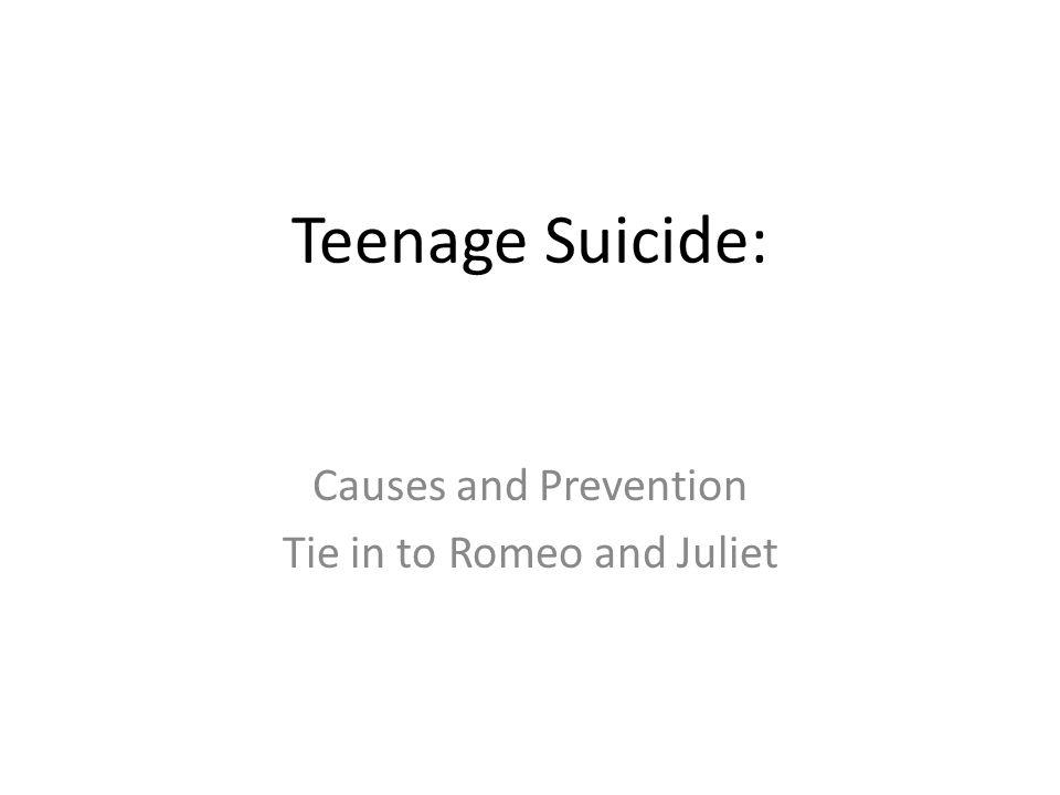 teen suicide 3 essay