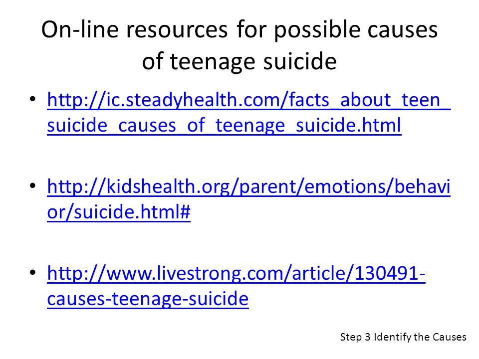 teenage suicide persuasive essay Informative essay argumentative essay with suicide rates in america on a continuous rise, we must ask ourselves what can be done to save lives.