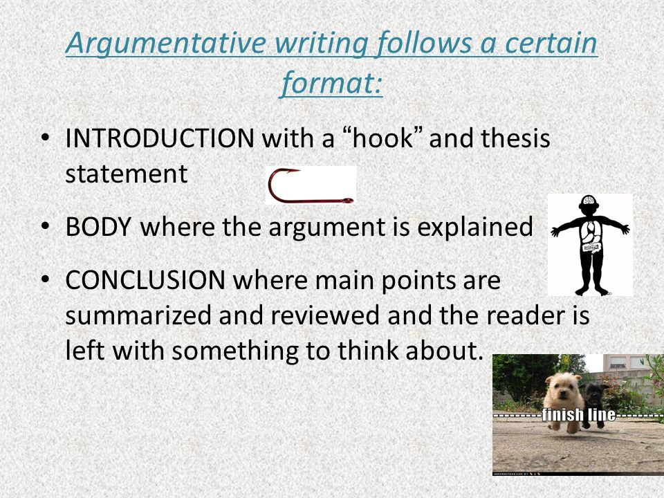 Hook And Thesis Statement