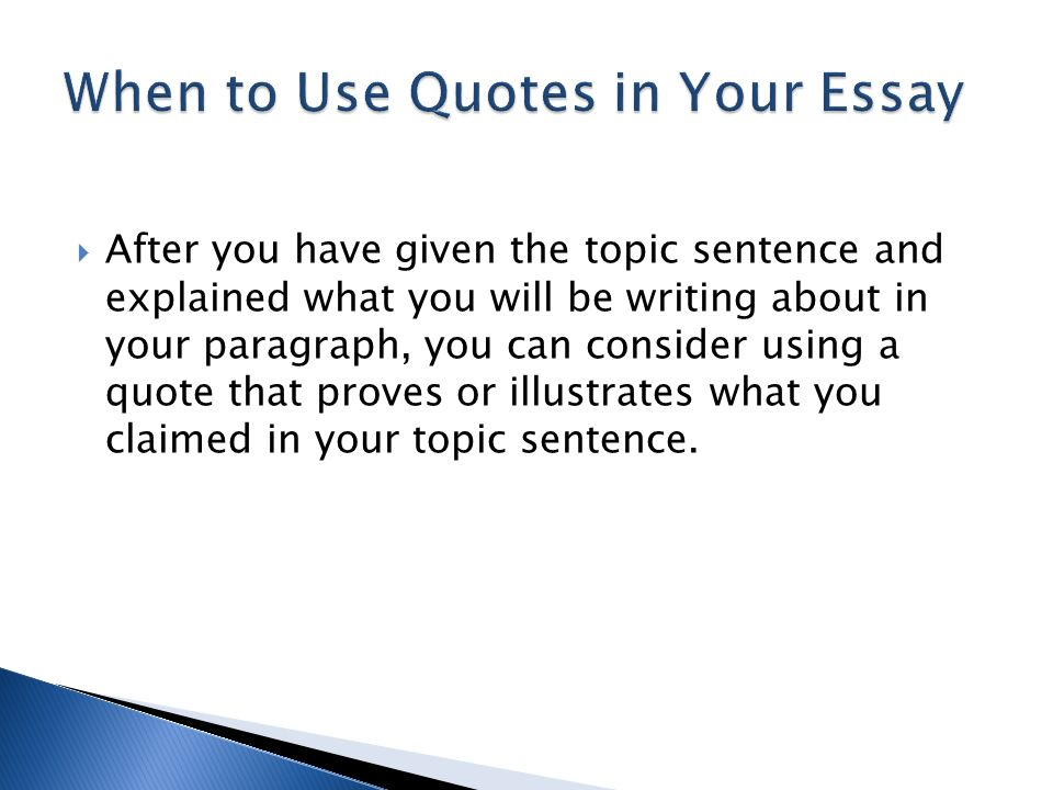 integrating quotations  the essay you write for class must be  5  after
