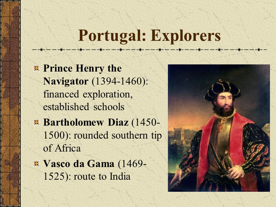 The European Age of Exploration - ppt download