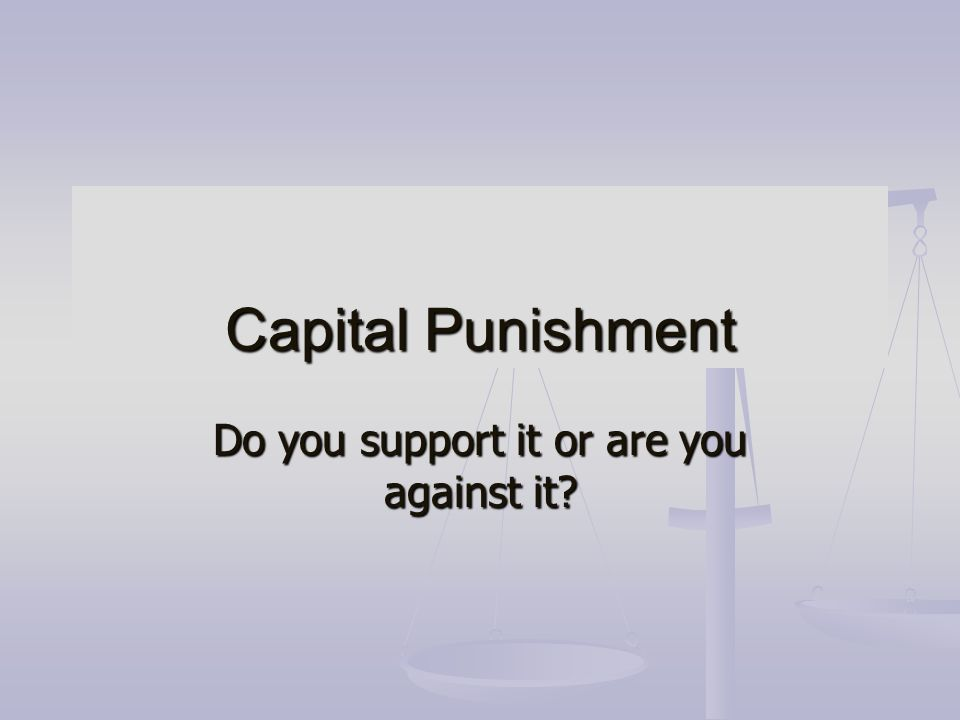 punishment essay introduction Argumentative essay: should corporal punishment have a place in education corporal punishment is the act of using physical force to punish a student for.