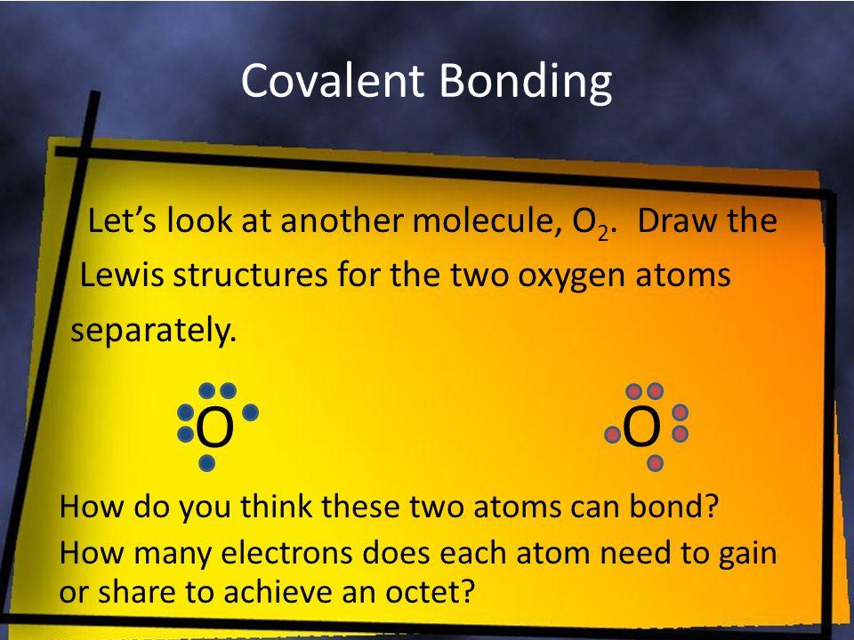 Covalent Bonding Vocabulary covalent bond covalent bond single ...