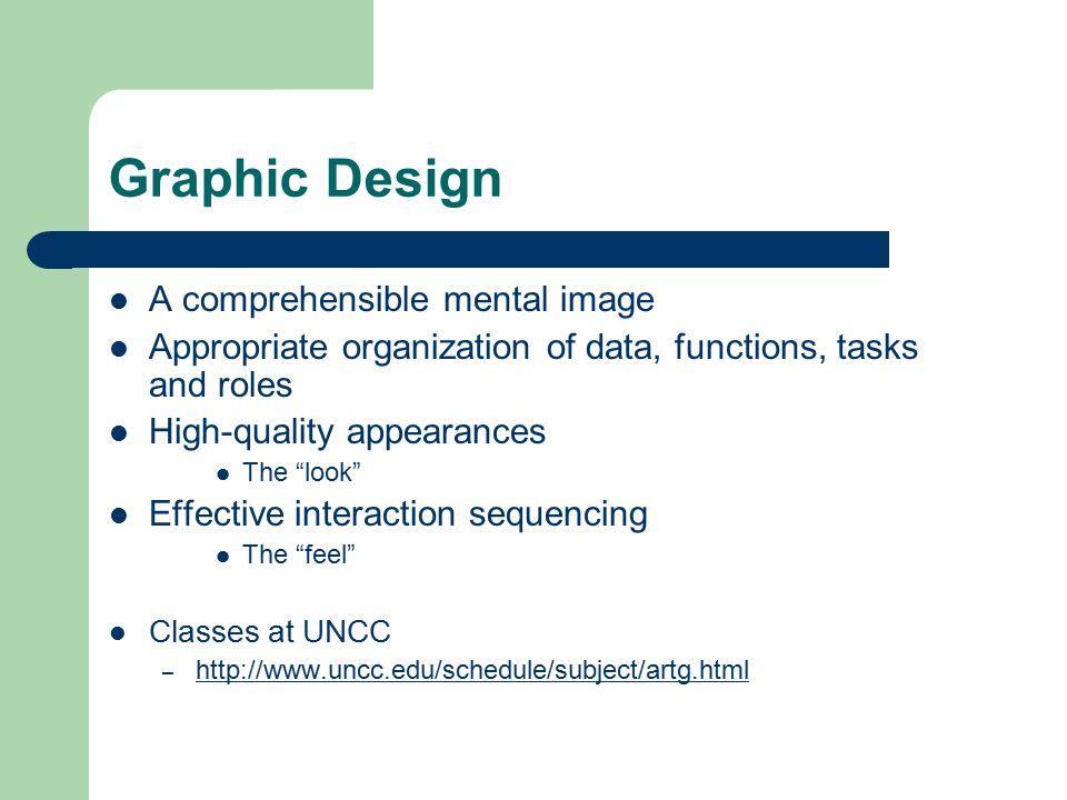 tasks of a graphic designer