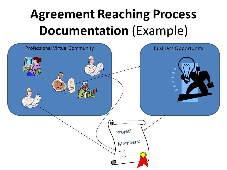 Agreement reaching process documentation example professional 1 agreement reaching process documentation example professional virtual community business opportunity platinumwayz